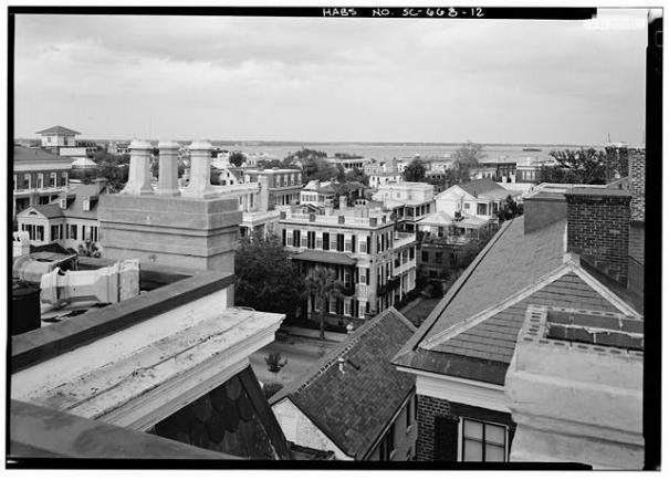Rooftop View (Library of Congress)