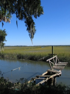 """Jesus, hide me in a sacred place.""- Gullah prayer"
