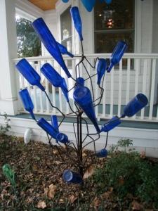 African American (Gullah) bottle tree