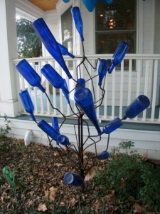 African American (Gullah) bottle tree