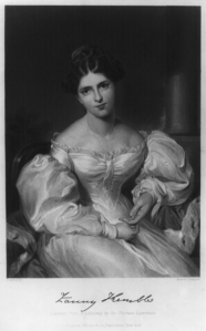 Frances Anne (Fanny) Kemble