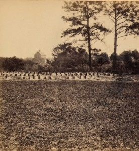 Washington Racecourse Graves