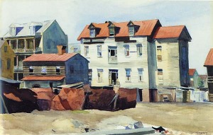 Edward Hopper, Charleston 1929