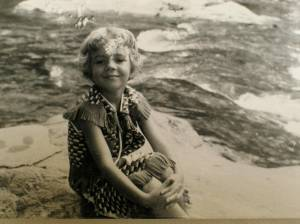 photo by Creighton Wrenn, MD. Blowing Rock, NC 1957