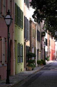 Colonial Era Houses, Charleston SC