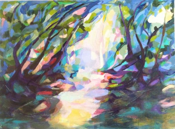 orignal paintings charlotte hutson wrenn©2012