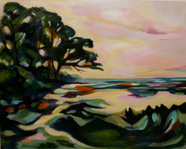 painting by C.Hutson-Wrenn ©2012